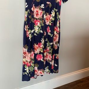 Chris & Carol Dresses - Floral day dress
